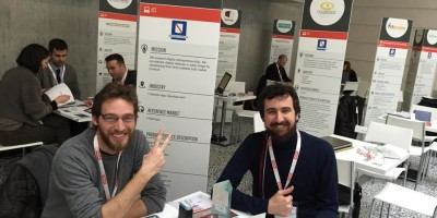 Il team di PushApp a SMAU Berlino